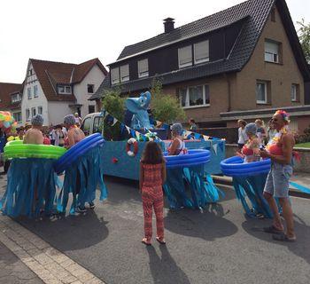 Dorffest Berlebeck